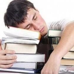 Provando a studiare