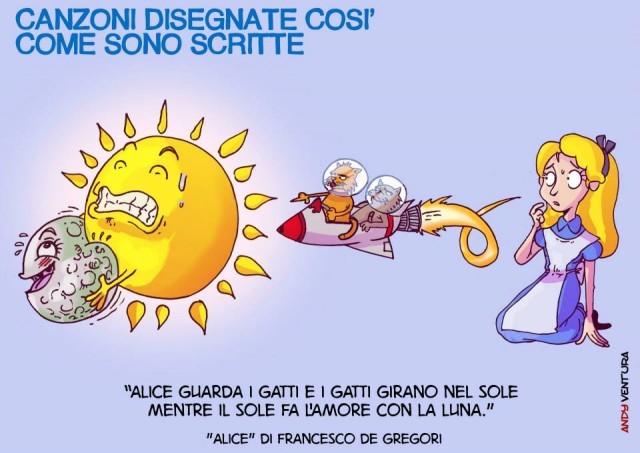 """""""Alice"""" di Francesco De Gregori"""