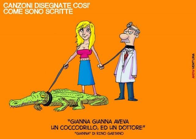 """Gianna"" di Rino Gaetano"