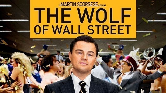 2013: The Wolf of Wall Street