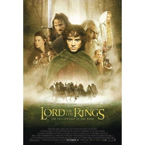 2001: Il signore degli anelli: la compagnia dell'anello