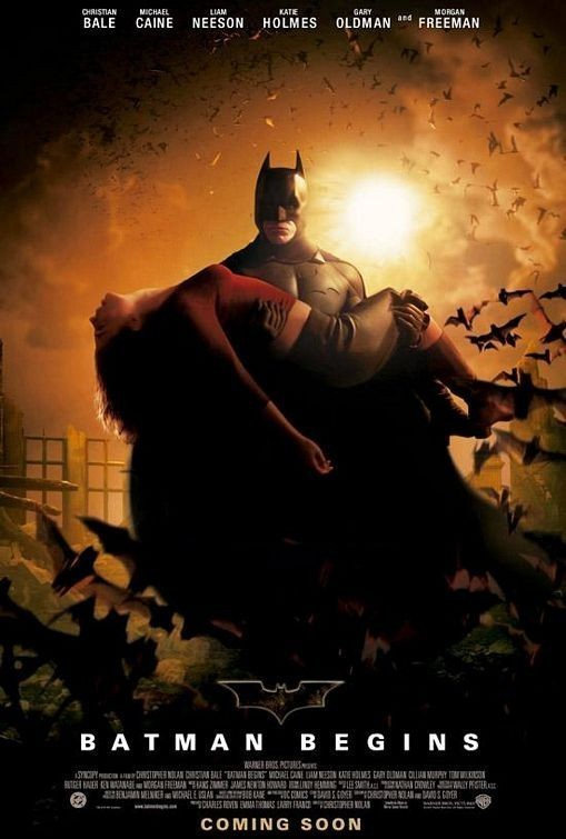 2005: Batman Begins