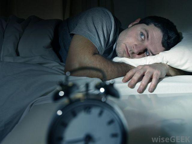Sono le due di notte e non riesci a dormire. A cosa pensi?